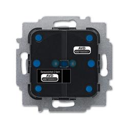 Busch Jaeger 6221/2.0-WL, Sensoreinheit 2-fach, Wireless, Busch-free@home, Sensoren /Bewegungsmelder /Raumtemperaturregler, Wireless
