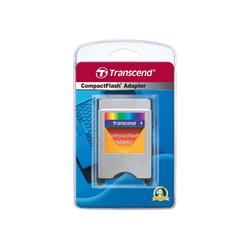 Transcend PCMCIA ATA Adapter für CF-Karten Speicherkartenleser