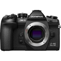 Olympus OM-D E-M1 Mark III + 12-40 mm F2,8 Pro