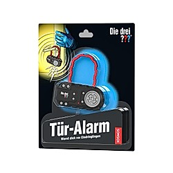 Die drei Fragezeichen, Tür-Alarm