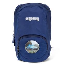 Ergobag Ease Kinderrucksack 30 cm blaulicht blau