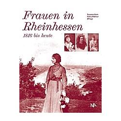 Frauen in Rheinhessen - Buch