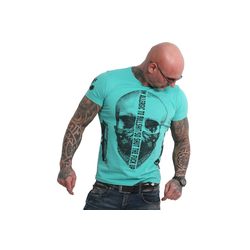 YAKUZA T-Shirt Gaucho grün L