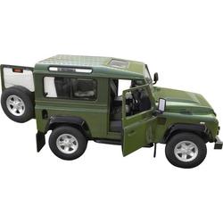 Jamara 405155 Land Rover Defender 1:14 RC Modellauto Elektro Geländewagen