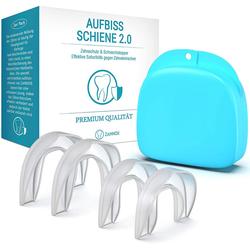 ZAHNOX© Zahnschiene ZAHNOX Premium Aufbissschiene