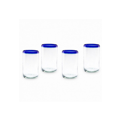 mitienda Glas Saftgläser 4er Set - 11,5 cm