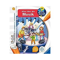 tiptoi®: tiptoi® Alles über die Musik. Inka Friese  - Buch