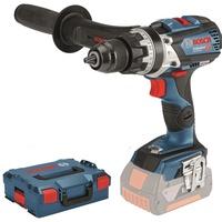 Bosch GSB 18V-85 C Professional ohne Akku + L-Boxx 06019G0302