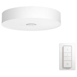 Philips Hue Fair Deckenleuchte White Ambiance Bluetooth Weiß