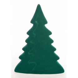 VALENTINO Wohnideen Dekobaum Moria (1 Stück), mit Samtüberzug grün