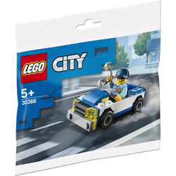 Polybag LEGO City - 30366 - Polizeiauto