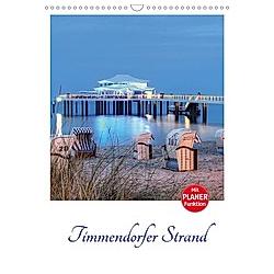 Timmendorfer Strand (Wandkalender 2021 DIN A3 hoch)