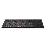 Logilink Funk Tastatur mit Touchpad DE (ID0106)