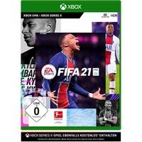 FIFA 21 Xbox One] Sport Deutsche Version Xboxone XBONE
