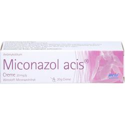MICONAZOL acis Creme 20 g