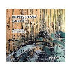 Manuel & Dario Calderone Zurria - Flute And Bass (CD)