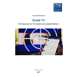 Social TV als Buch von Conrad Diefenbach