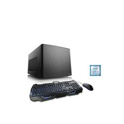 CSL Gaming Box T5361 Wasserkühlung PC (Intel Core i5, GTX 1060, 8 GB RAM, 1000 GB HDD, 240 GB SSD, Wasserkühlung)