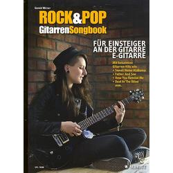 Rock & Pop Gitarren-Songbook