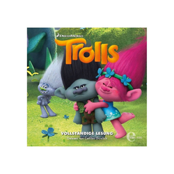 Edel Hörspiel CD Trolls - Die Lesung zum Kinofilm
