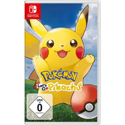 Nintendo Pokémon: Let´s Go, Pikachu! Switch USK: 0
