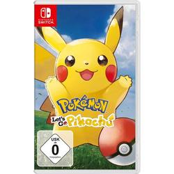 Nintendo Pokémon: Let´s Go, Pikachu! Switch USK: 0