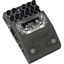 Two Notes Le Preamp - Le Bass Dual Channel Preamp