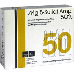 MG 5 SULFAT 50%