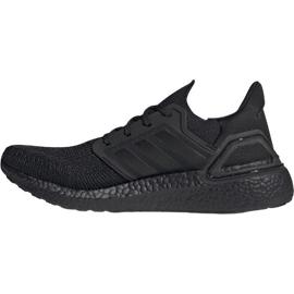 adidas Ultraboost 20 M core black/core black/solar red 46