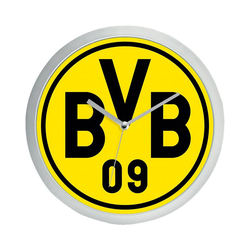 Borussia Dortmund Wanduhr BVB Wanduhr BVB