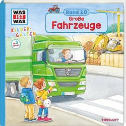 WIW Kindergarten Bd 20 Große Fahrzeuge