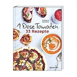 1 Dose Tomaten - 33 Gerichte, in denen Dosentomaten bzw. Paradeiser die Hauptrolle spielen. Mit wenigen weiteren Zutaten
