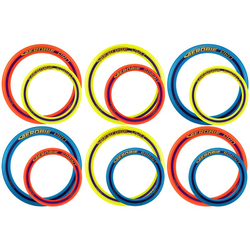Aerobie PRO Wurfring Flying Ring 32 cm & Aerobie Sprint Wurfring Flying Ring 25 cm Set
