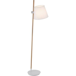 Paul Neuhaus MIRIAM 527-16 Stehlampe LED E27 60W Weiß, Holz
