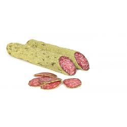 Rinner Brotkleesalami aus Südtirol - Salami aus Schweinefleisch mit Brotklee,...
