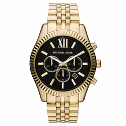 MK8286 Chronograph Armbanduhr für Damen Herren Uhr