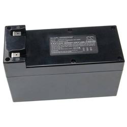 vhbw Akku Ersatz für Ambrogio 1126-9105-01, CS-C0106-1 für Rasenroboter Rasenmäher (10200mAh, 25.2V, Li-Ion)