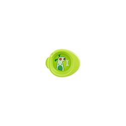 WARMHALTETELLER Warmy grün chicco 1 St