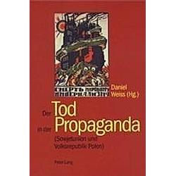 Der Tod in der Propaganda - Buch