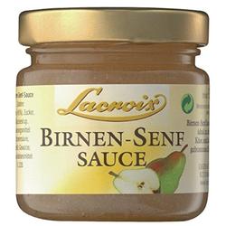 Lacroix - Birnen-Senf-Sauce - 90ml
