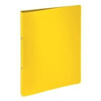 Pagna Ringbuch A4 16mm PP 2-Ring-Mechanik gelb