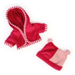 Bayer Puppenkleidung Puppenkleidung Jacke und Mütze, 20cm