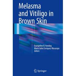 Melasma and Vitiligo in Brown Skin als Buch von