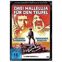Zwei Halleluja für den Teufel - DVD  Filme