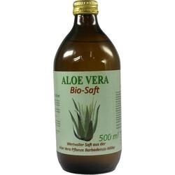 BIO ALOE VERA Saft Plus Vitamin C 500 ml