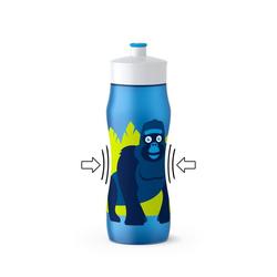 Emsa Trinkflasche Squeeze Kids Gorilla