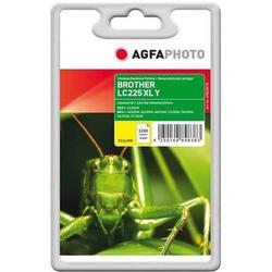 Tintenpatrone Agfaphoto APB225YD gelb