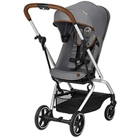 Cybex Eezy S Twist+ Denim Collection Manhattan Grey