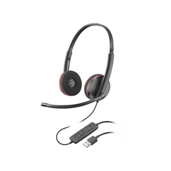 Plantronics Blackwire C3220 Headset (binaural USB-A)