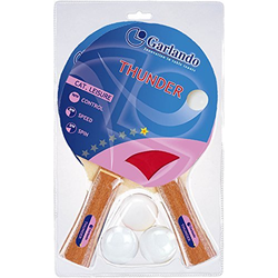 Garlando Thunder Tischtennis-Set Blue